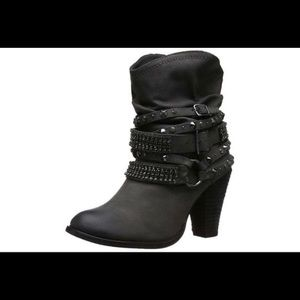 Not Rated Swanky Boots - Womens